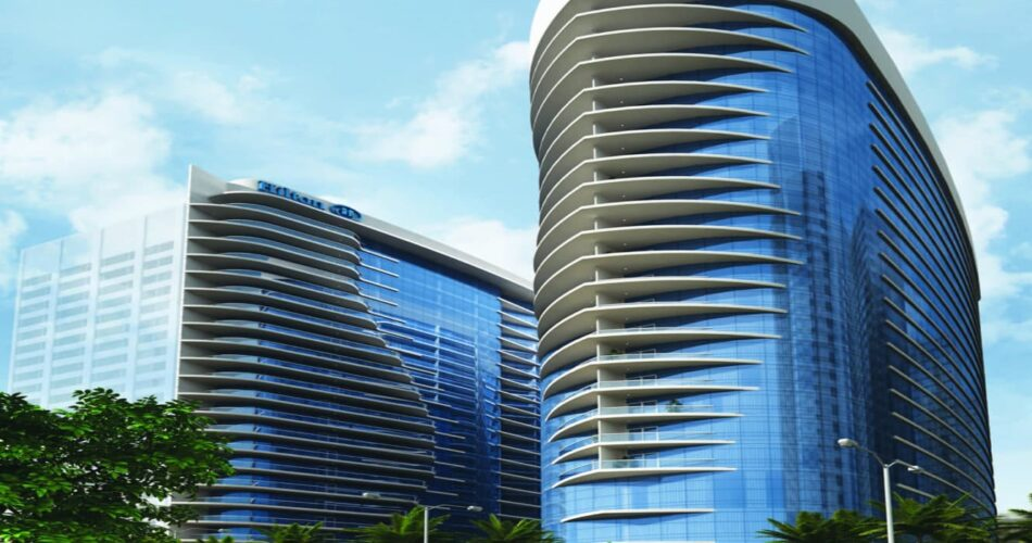 Secon Nile Towers