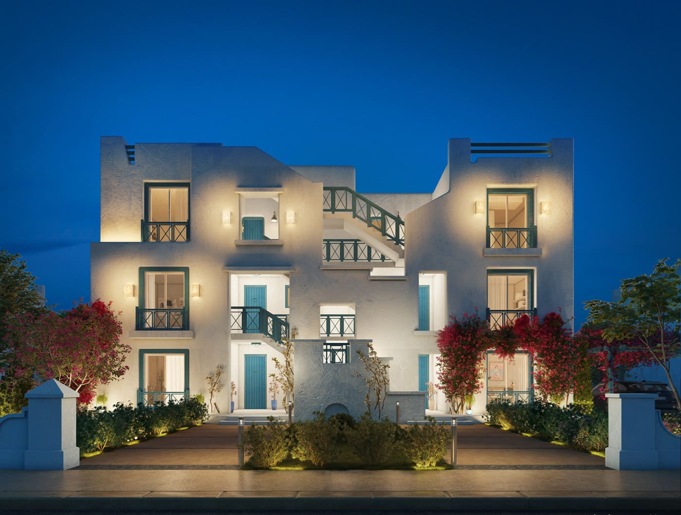 Apartments for Rent in North Coast